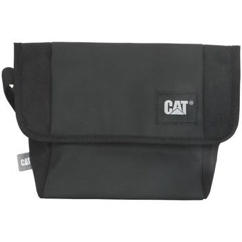 Bags Messenger bags Caterpillar Detroit Courier Bag Graphite