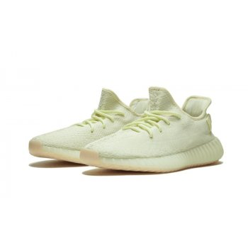 Shoes Low top trainers adidas Originals Yeezy Boost 350 V2 Butter Butter/Butter