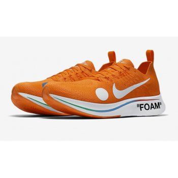 Shoes Low top trainers Nike Zoom Fly Mercurial Flyknit x Off-White