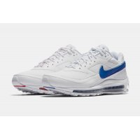 Shoes Low top trainers Nike Air Max 97/BW x Skepta Summit White/Hyper Cobalt-White
