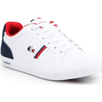 Shoes Men Low top trainers Lacoste 34SPM0012 lifestyle shoes Multicolor