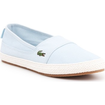 Shoes Women Low top trainers Lacoste Marice 218 1 CAW 7-35CAW004252C blue