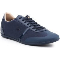 Shoes Men Low top trainers Lacoste 33CAM1061 lifestyle shoes. navy
