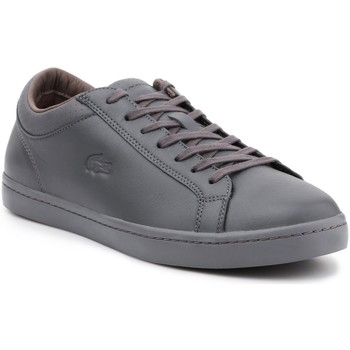 Shoes Men Low top trainers Lacoste Sport shoes  30SRM4015 grey