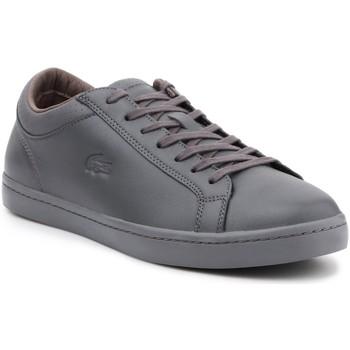 Shoes Men Low top trainers Lacoste Sport shoes  30SRM4015 grey