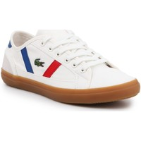 Shoes Women Low top trainers Lacoste 7-37CFA006740F women's lifestyle shoes Multicolor
