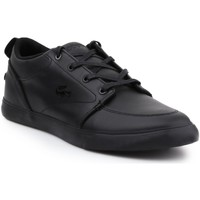 Shoes Men Low top trainers Lacoste 37CMA0005 lifestyle shoes black