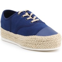 Shoes Women Low top trainers Lacoste Rene Platform Espa STW 7-25STW1002120 navy