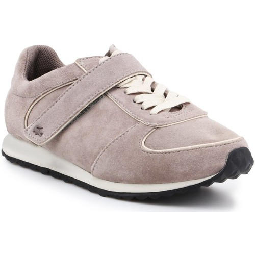 Shoes Women Low top trainers Lacoste Agadel SRW LT 7-28SRW1124235 grey