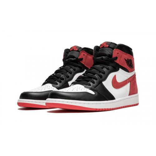 Shoes Hi top trainers Nike Air Jordan 1 High Track Red Track Red/Black/White
