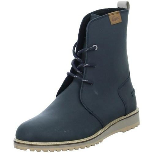 Shoes Women Mid boots Lacoste Baylen 317 1 Graphite