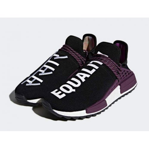 Shoes Low top trainers adidas Originals NMD HU x Pharrell