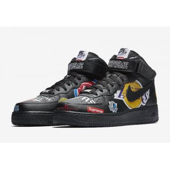 Shoes Low top trainers Nike Air Force 1 High x Supreme