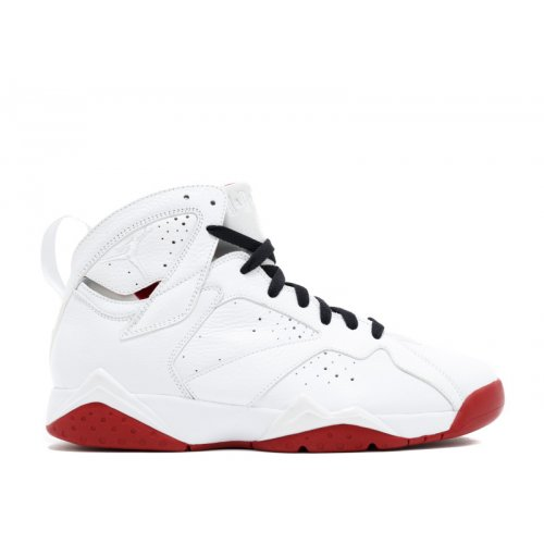 Shoes Hi top trainers Nike Air Jordan 7 History Of Flight University Red/White/University Red