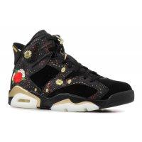 Shoes Hi top trainers Nike Air Jordan 6 Chinese New Year Black/Multi-Color/Summit White/Metallic Gold