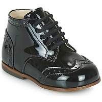 Shoes Girl Hi top trainers Little Mary LORD Black