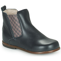 Shoes Girl Mid boots Little Mary ARON Blue