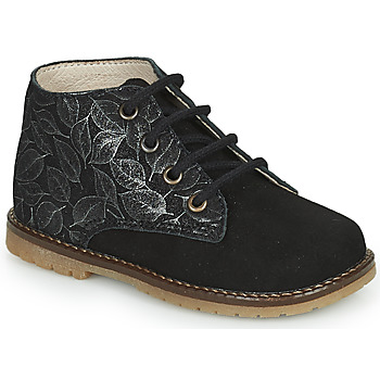 Shoes Girl Hi top trainers Little Mary JUDITE Black
