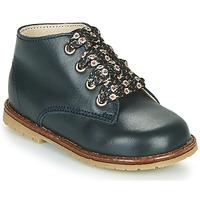 Shoes Girl Hi top trainers Little Mary JUDITE Blue