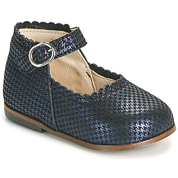Shoes Girl Flat shoes Little Mary VOCALISE Blue