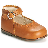Shoes Girl Flat shoes Little Mary VOCALISE Brown