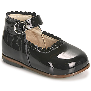 Shoes Girl Flat shoes Little Mary VOCALISE Black