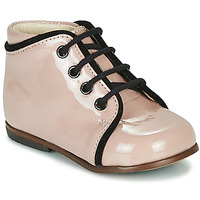 Shoes Girl Hi top trainers Little Mary MEGGIE Pink