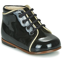 Shoes Girl Hi top trainers Little Mary MEGGIE Black
