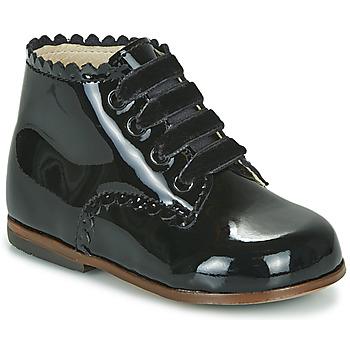 Shoes Girl Hi top trainers Little Mary VIVALDI Black