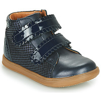 Shoes Girl Hi top trainers Little Mary CRISTIE Blue