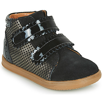 Shoes Girl Hi top trainers Little Mary CRISTIE Black