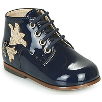 Shoes Girl Hi top trainers Little Mary MEIGE Blue