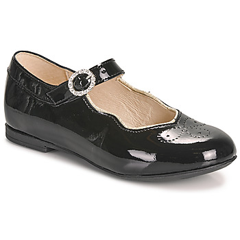 Shoes Girl Flat shoes Little Mary AUBERIE Black