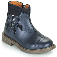 Shoes Girl Mid boots Little Mary ELIANE Blue
