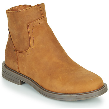 Shoes Girl Mid boots Little Mary ELIETTE Brown