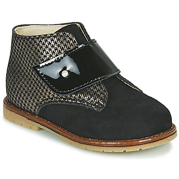 Shoes Girl Hi top trainers Little Mary JANYCE Black