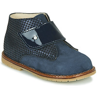 Shoes Girl Hi top trainers Little Mary JANYCE Blue