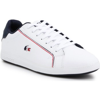Shoes Men Low top trainers Lacoste 7-37SMA0022407 men's sneakers Multicolor