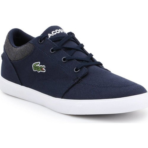 Shoes Men Low top trainers Lacoste Bayliss Lifestyle Shoes 7-38CMA0041NB0 navy