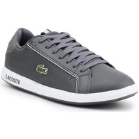 Shoes Men Low top trainers Lacoste 7-37SMA00212G4 men's sneakers grey