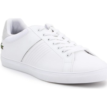 Shoes Men Low top trainers Lacoste 7-33CAM1049001 men's sneakers white