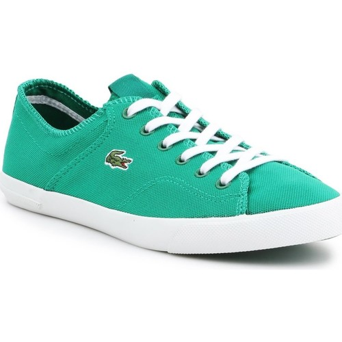 Shoes Women Low top trainers Lacoste Ramer lifestyle shoes 7-27SPW3100GG2 green