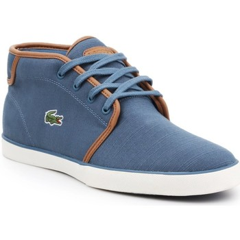 Shoes Men Mid boots Lacoste Wms Sherbrook Blue