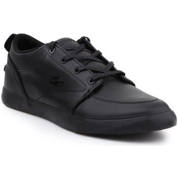 Shoes Men Low top trainers Lacoste Bayliss Black