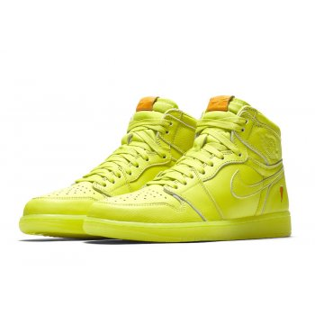 Shoes Hi top trainers Nike Air Jordan 1 Gatorade Cyber Cyber/Cyber