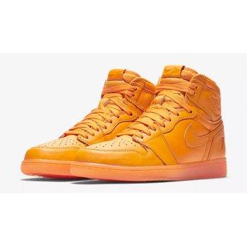 Shoes Hi top trainers Nike Air Jordan 1 Gatorade Orange Peel Orange Peel/Orange Peel