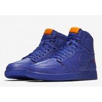 Shoes Hi top trainers Nike Air Jordan 1 Gatorade Orush Violet Rush Violet/Rush Violet