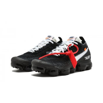 Shoes Low top trainers Nike Air Vapormax x Off-White Og Black Black/White-Clear-White