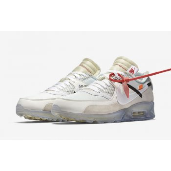 Shoes Low top trainers Nike Air Max 90 x Off-White Og White Off White