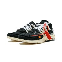 Shoes Low top trainers Nike Air Presto x Off-White Og Black Black